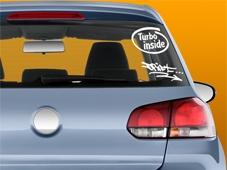 Tuner Stickers