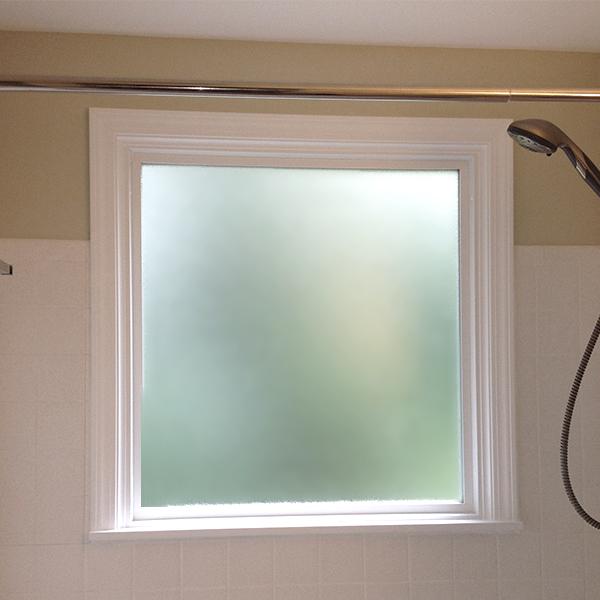 frost film til vinduer