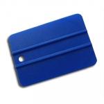 Folieskraber blå