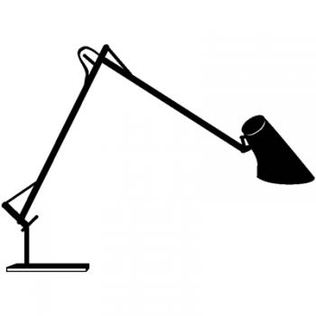 Lampe 003 Wallsticker