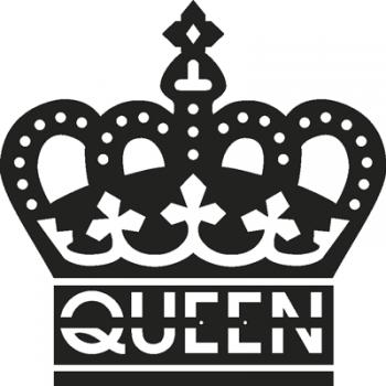 Queen 001 Wallsticker
