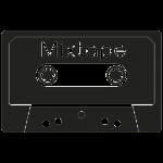 Tape 001 Wallsticker