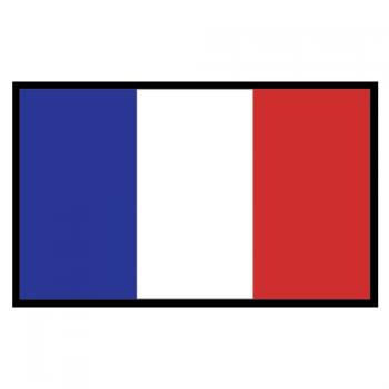 Flag - Frankrig 001 | Blandede Stickers