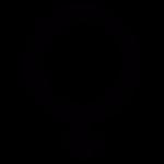 Symbol 001 Kvinde