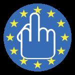 Fuck EU Sticker