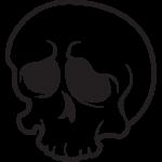 Skull 025