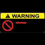 Warning - Turbocharger