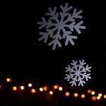 Snefnug - på ark