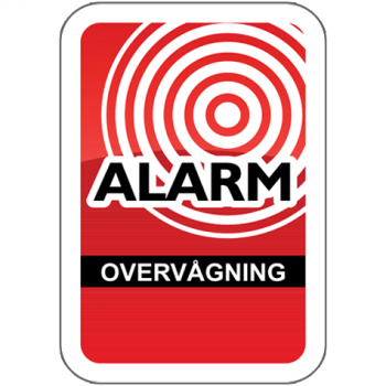 Alarm 001 - Sticker