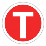 T for Transponder Sticker
