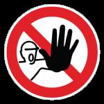 Adgang-forbudt-cirkel