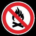Bål-forbudt-cirkel