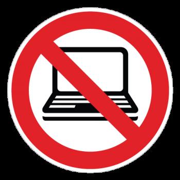 Computer-forbudt-cirkel