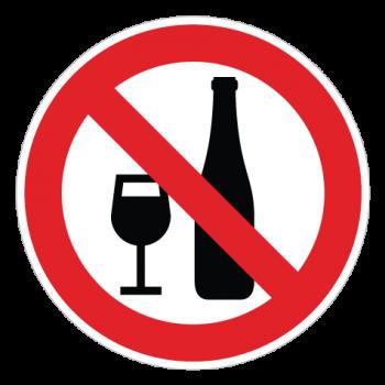 Drikkevarer-forbudt-cirkel