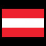 Flag-Østrig-001-sticker