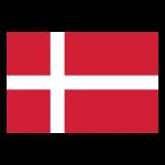 Flag-Danmark-001-sticker