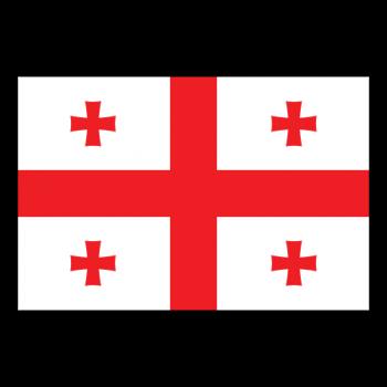 Flag-Georgien-001-sticker