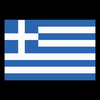 Flag-Grækenland-001-sticker