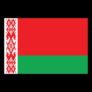 Flag-Hviderusland-001-sticker