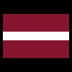 Flag-Letland-001-sticker