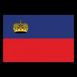 Flag-Liechtenstein-001-sticker