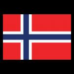 Flag-Norge-001-sticker