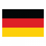 Flag-Tyskland-001-sticker