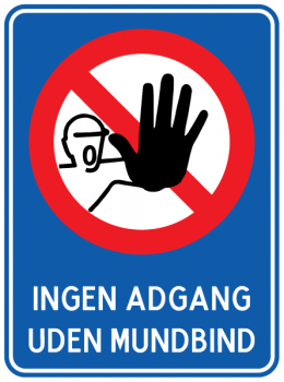 Ingen-adgang-uden-mundbind