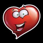 Smiley---Glad-hjerte