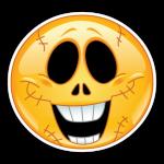 Smiley-Halloween