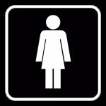 Symbol2-Dametoilet-sticker